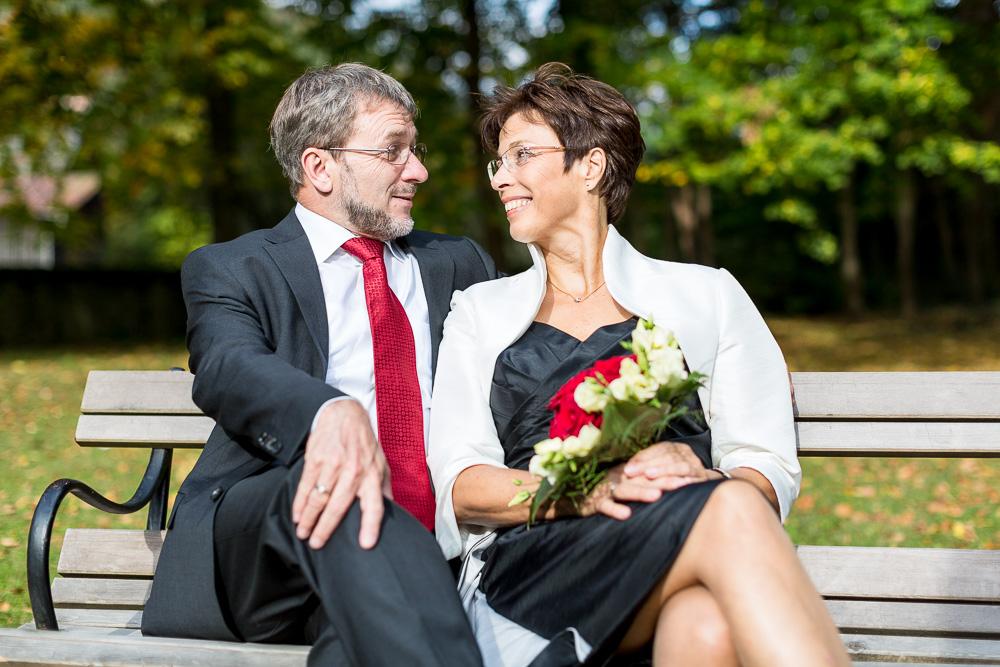 Hochzeitsfoto in Großen-Buseck