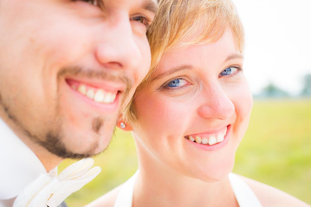 Hochzeitsfotos mit Christina & Georg an der Lahn