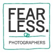 Logo Fearless Photographer
