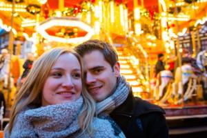 Verlobungsshooting in Frankfurt | © Andreas Bender