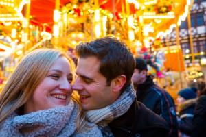 Verlobungsshooting in Frankfurt   © Andreas Bender
