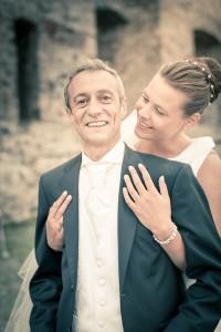 Hochzeitsfotos auf Burg Greifenstein   © Andreas Bender