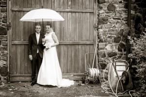 Hochzeitsfotos auf Burg Beilstein   © Andreas Bender