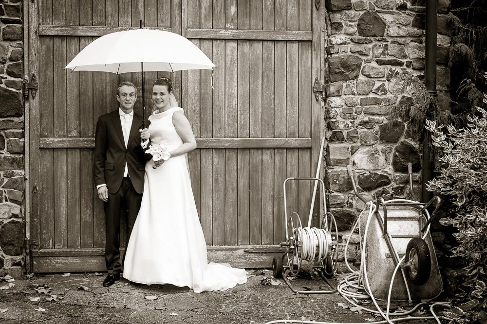 Hochzeitsfotos auf Burg Beilstein | © Andreas Bender