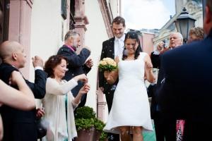 Hochzeit auf Burg Schwarzenstein im Rheingau | © Andreas Bender