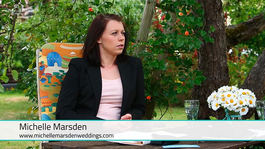 Hochzeitsplanerin Michelle Marsden im Interview mit Hochzeitsfotograf Andreas Bender