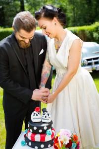 Rockabilly Hochzeit   © Andreas Bender