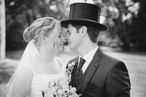 Hochzeitsfoto Gail´scher Park | © Andreas Bender