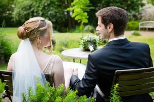 Hochzeitsfoto Gail´scher Park   © Andreas Bender