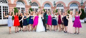Gruppenfoto Schloss Weilburg