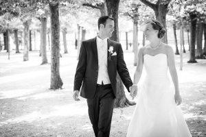 Hochzeitsfotos Schloss Weilburg | © Andreas Bender