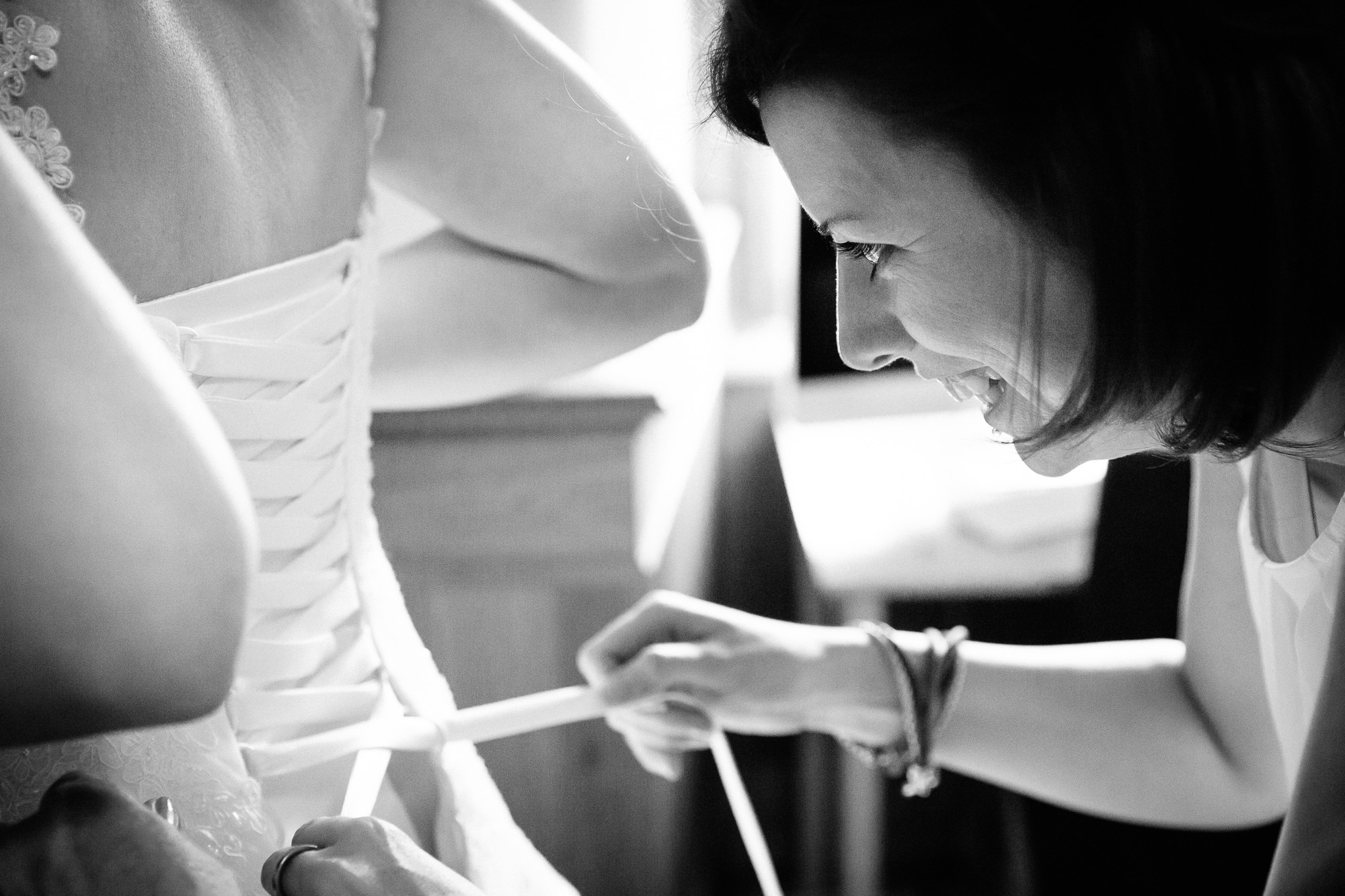 Hochzeit Getting Ready | © Andreas Bender