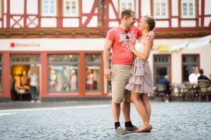 Paarshooting / Engagement Shooting | © Andreas Bender