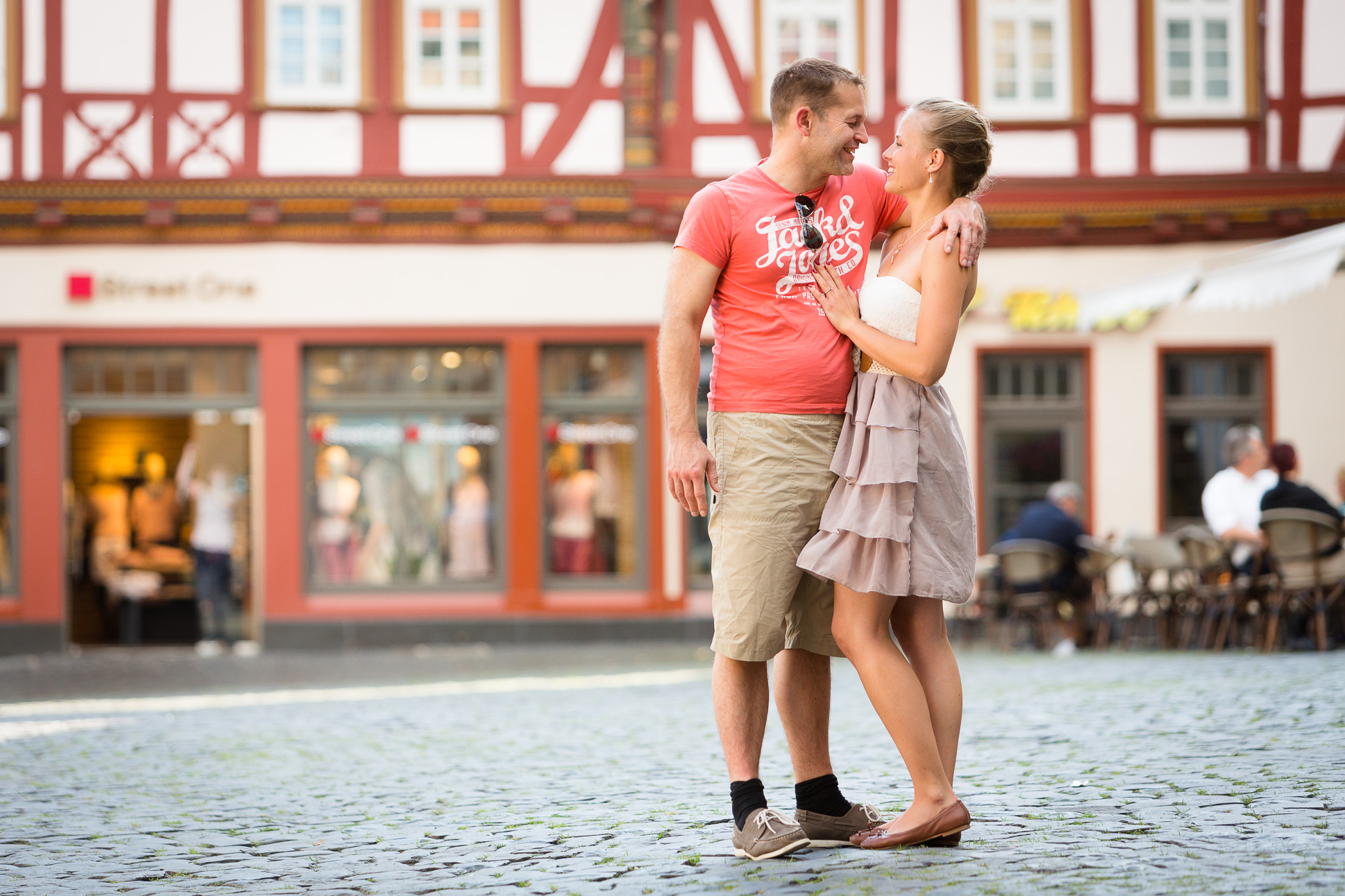 Paarshooting / Engagement Shooting | © Andreas Bender