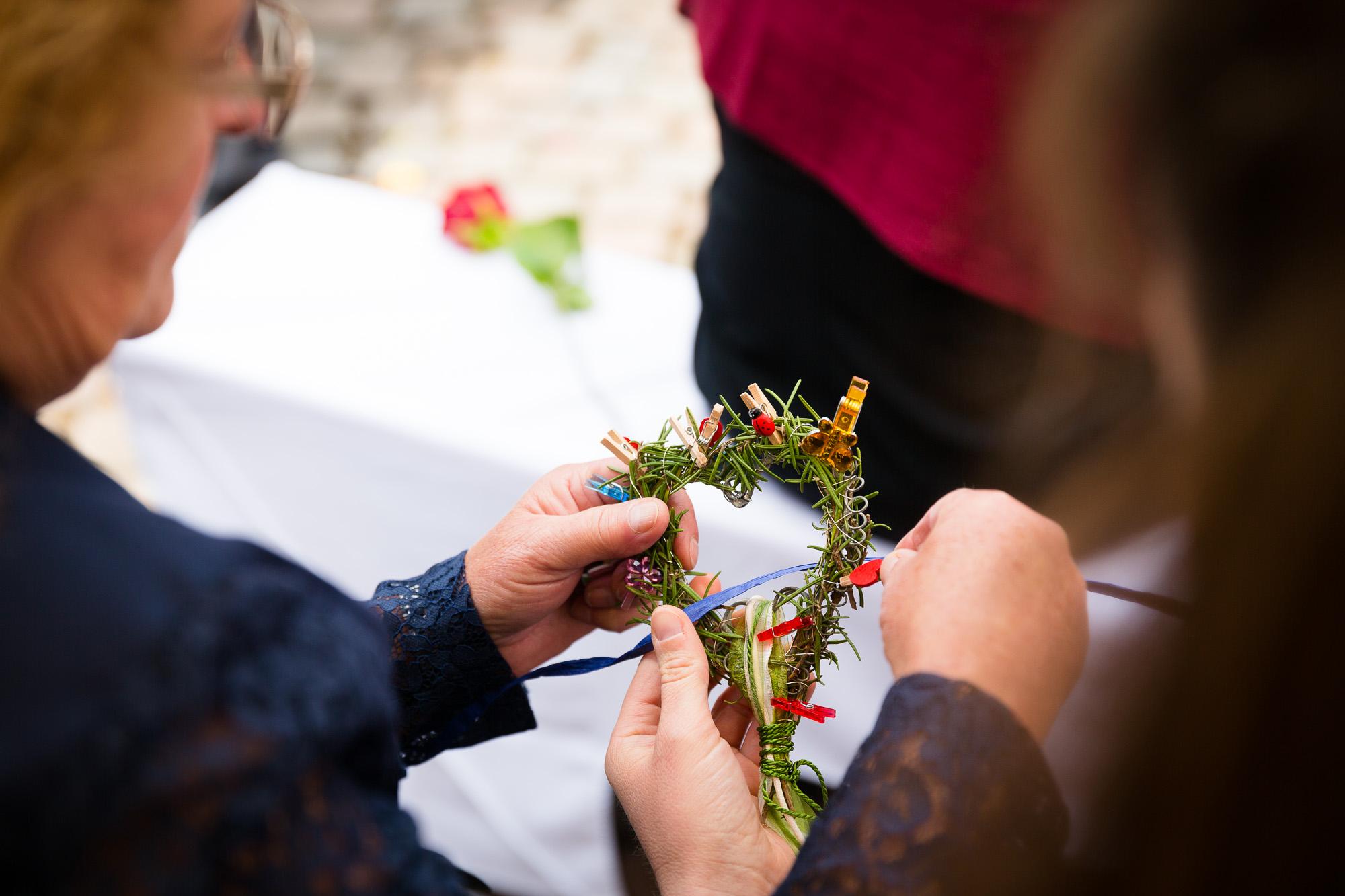 Trauung / Hochzeitszeremonie | © Andreas Bender